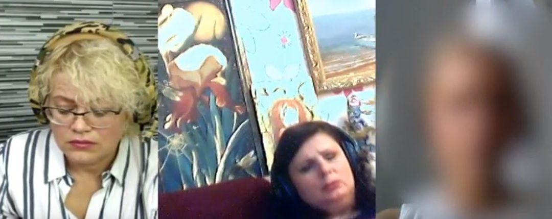 Виктория, интерференции рептилоидом — регрессивный гипноз (видео) Анжелика Пикулина